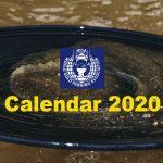 Calendar 2020 UPDATE